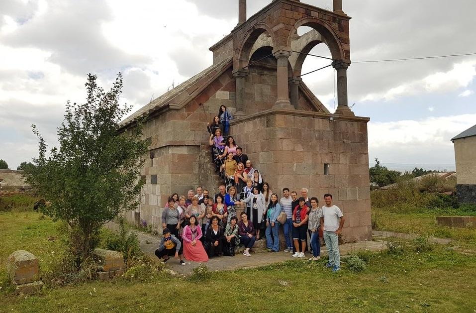 მიმლოცველობა წალკის რაიონის ეკლესიებში