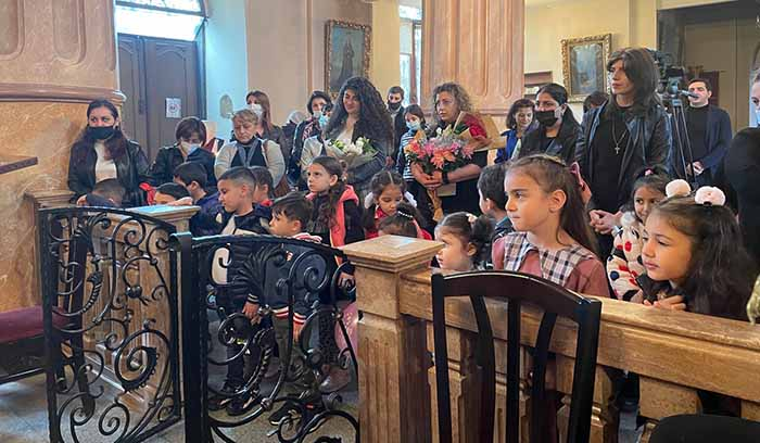 The new academic year began in the educational and cultural centers of the Armenian Diocese in Georgia