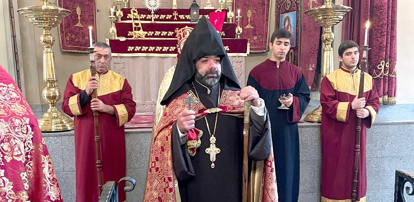 The Feast of Holy Translators celebrated at the Armenian Diocese in Georgia with various events